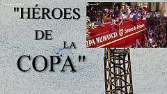 Conexión vintage - Héroes de la Copa: Numancia