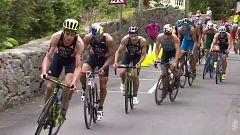 Triatlón - ITU World Series 2019 Carrera Élite Masculina Prueba Bermuda
