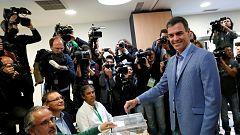 Avance informativo - Elecciones Generales 2019 - 11 horas - 28/04/19