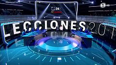 Especial informativo - Elecciones 28-A. Tú decides. Noche electoral - Parte 1