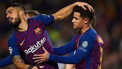 Luis Súarez y Coutinho se enfrentarán a su ex equipo en Champions