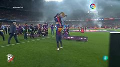 El Rondo - El Barça guanya la Lliga
