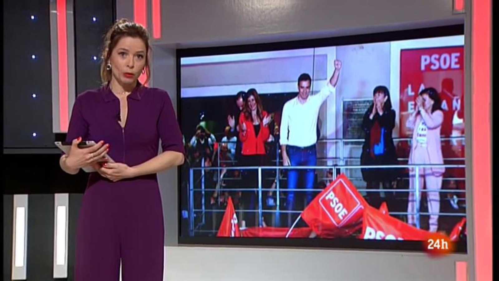 Vídeo Vespre 24 anàlisi de l'actualitat informativa amb la Marta Sugranyes