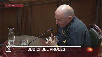 Llach va suggerir als Jordis que pugessin al cotxe policial