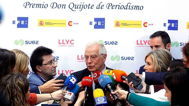 """Borrell: """"Nos encontramos en el peor de los escenarios que podríamos imaginar"""""""