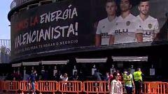Colas en Mestalla para las entradas de la final de Copa
