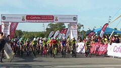 """Ciclismo - Copa de España Féminas COFIDIS 'Ciudad de Dos Hermanas"""""""