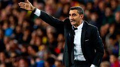"""Valverde: """"Lo de Leo siempre es sorprendente"""""""