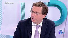 """Martínez-Almeida (PP): """"Pablo Casado no se presenta a estas elecciones"""""""
