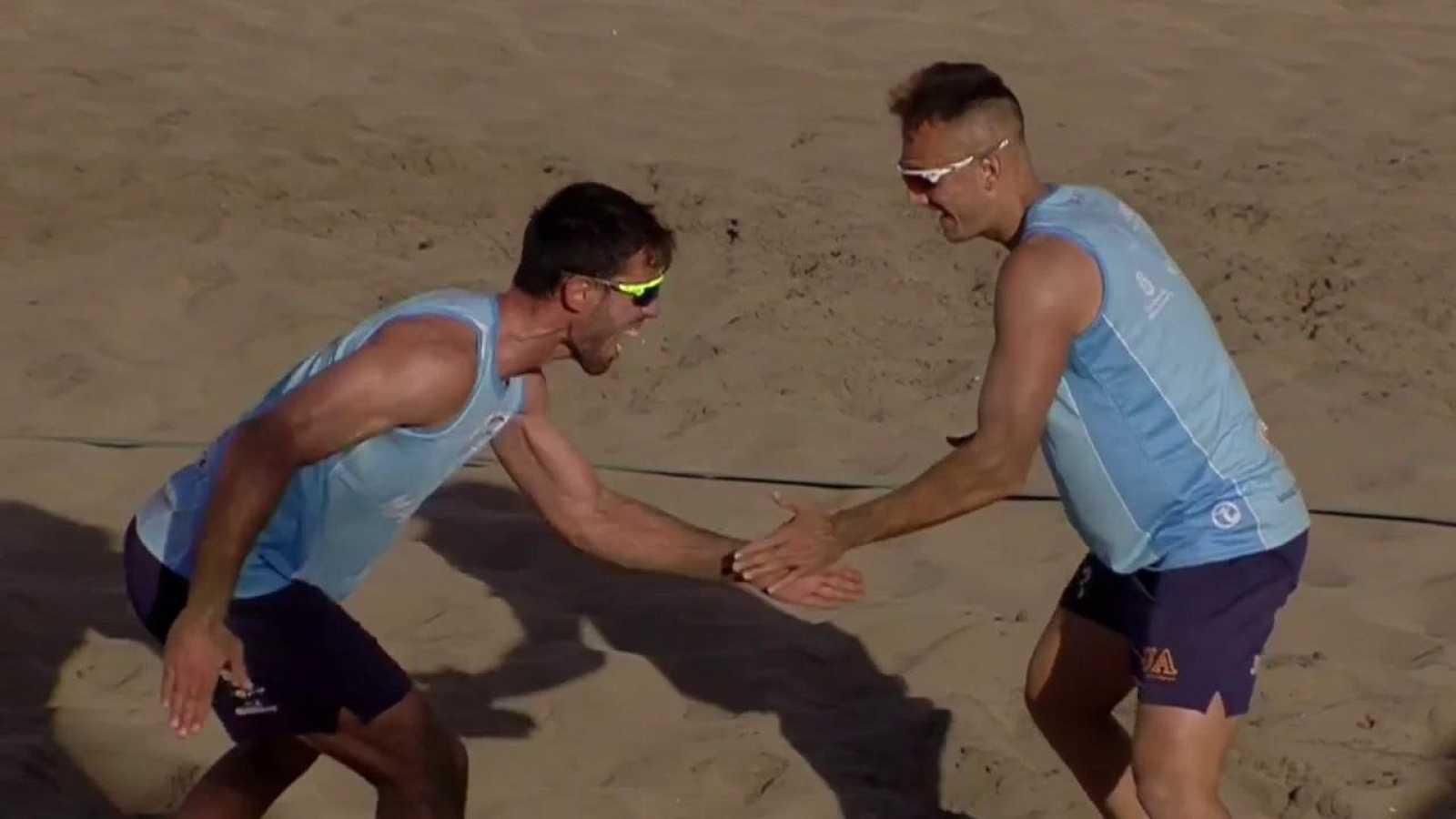 Vóley playa - Madison Beach Voley Tour 2019 'Copa de la Reina' y 'Copa del Rey' Resumen - ver ahora