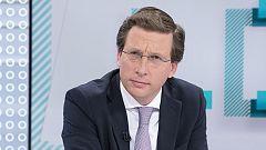 Los desayunos de TVE - José Luis Martínez Almeida, candidato del Partido Popular a la alcaldía de Madrid