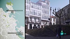 Página Dos - El reportaje - Mapa literario de A Coruña
