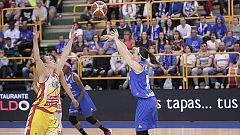 Spar Citylift Girona toma ventaja en la final de la Liga DIA