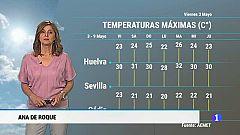 El tiempo en Andalucía - 3/5/2019