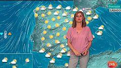 El viento y el oleaje tendrán este sábado en riesgo al noreste peninsular