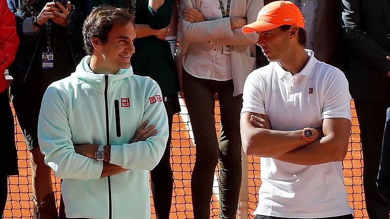"""Federer reconoce que su objetivo """"no puede ser ganar el torneo"""""""