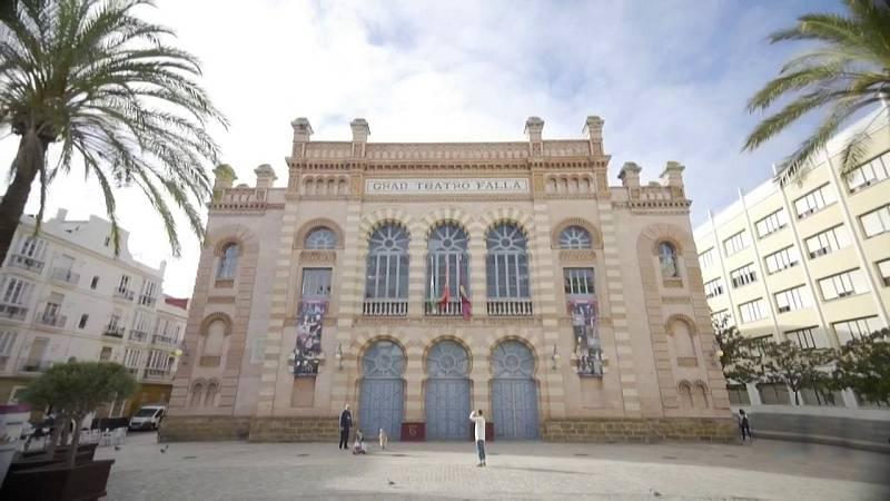 Un país mágico - Cádiz - ver ahora