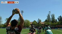 Rugby - Liga División de Honor masculina Play off 1/4 Final: Alcobendas Rugby - FC Barcelona
