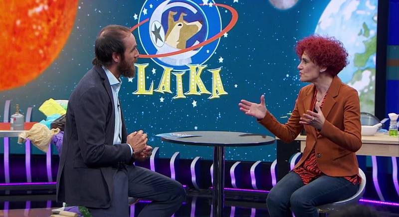 Órbita Laika - Entrevistas - Gemma Ercilla