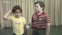 Verano azul - Casting para los papeles de los niños protagonistas