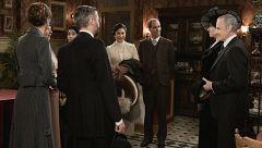 Genoveva presenta a su nuevo marido