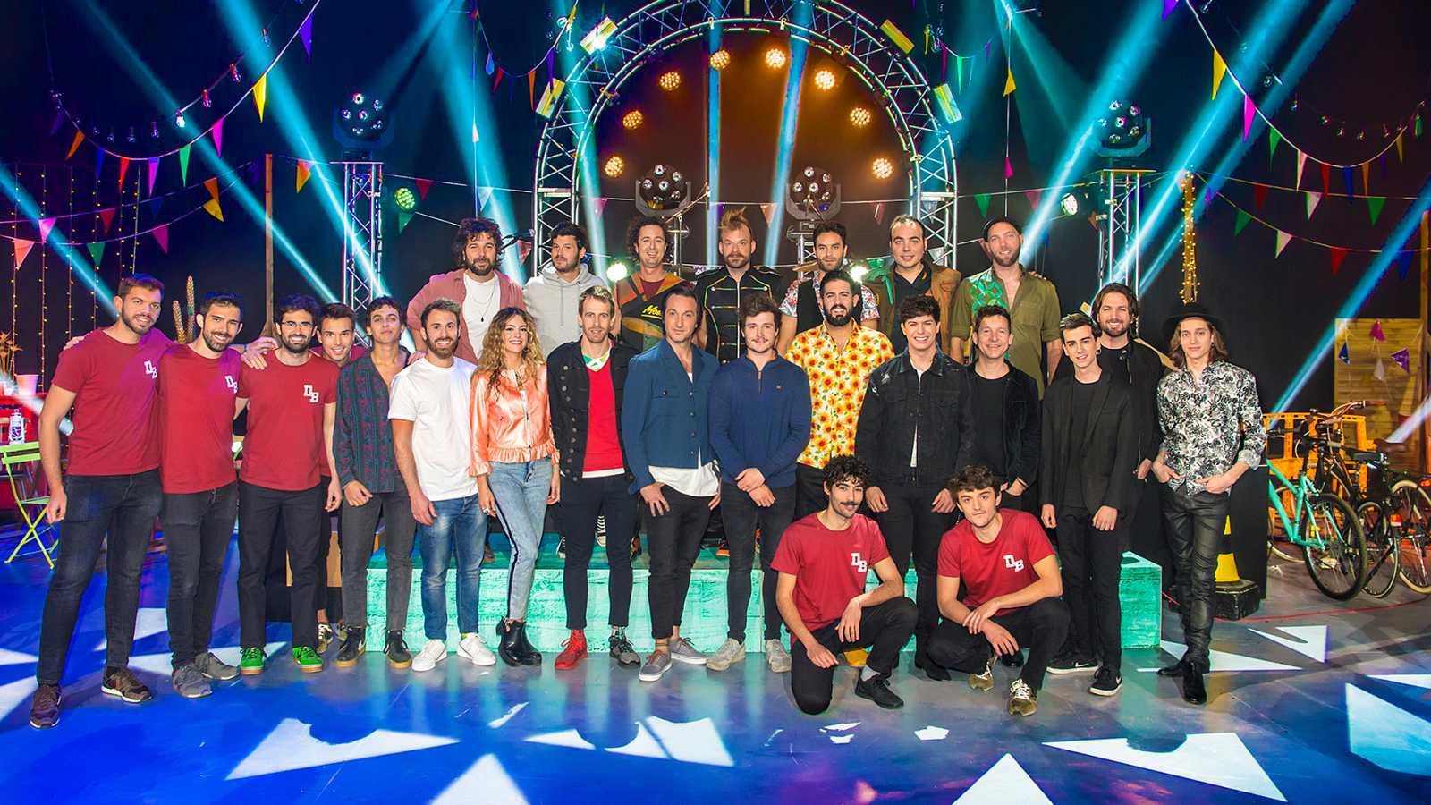 Eurovisión 2019 - RTVE.es estrena el 8 de mayo el concierto 'Miki y amigos'