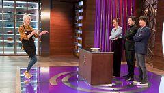 Teresa versiona a Enrique Iglesias para presentar su plato