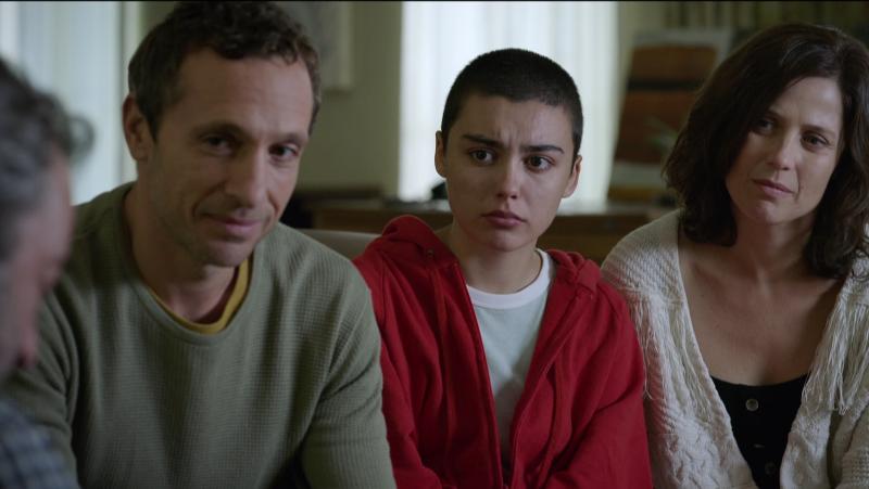 La Caza. Monteperdido - Joaquín se disculpa con Ana y sus padres