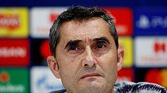 """Valverde: """"Debemos salir a atacar"""""""