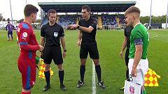 Fútbol - Campeonato de Europa sub17 Masculino: Irlanda - República Checa