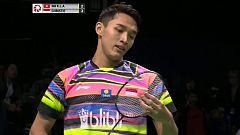 Bádminton - 'Open de Nueva Zelanda 2019'. Final Individual Masculina