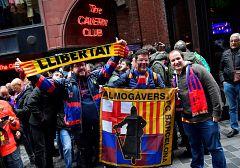 El Barcelona no caminará solo en Anfield