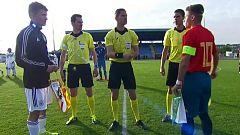 Fútbol - Campeonato de Europa sub17 Masculino: España - Alemania