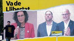 Junqueras y los presos independentistas electos piden al Supremo la libertad para ejercer como diputados