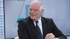 Los desayunos de TVE - Josep Borrell, ministro de Asuntos Exteriores, U.E. y Cooperación en funciones