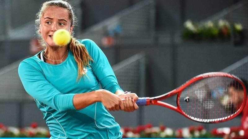 Tenis - WTA Mutua Madrid Open: S. Halep - V. Kuzmova - ver ahora
