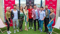 Eurovisión 2019 - Mira la charanga y la rueda de prensa de Miki antes de viajar a Tel Aviv