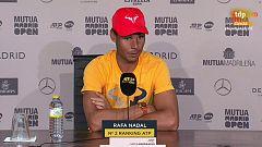 """Nadal: """"Me siento con opciones"""""""