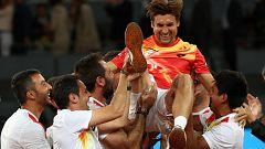 Ferrer se retira del tenis tras caer con Zverev