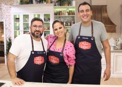 """Pastora Soler visita """"Hacer de comer"""""""