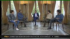 Conversatorios en Casa de América - Morat