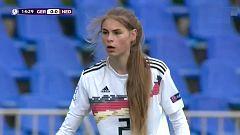 Fútbol - Campeonato de Europa sub17 Femenino: Alemania - Holanda