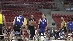 Baloncesto en silla de ruedas - Champions Cup 'Final Four'. Resumen