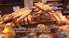Con mucho gusto, Norma del pan
