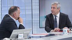 Los desayunos de TVE - Luis Garicano, Ángel Gabilondo y Luca de Meo
