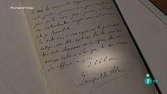 Cartas en el tiempo - Polémicas de autor - Correspondencia entre Leopoldo Alas 'Clarín' y José Lázaro Galdiano