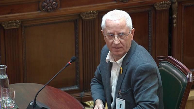 """Un policía nacional jubilado independentista explica que se apuntó voluntario el 1-O para """"permitir votar"""""""