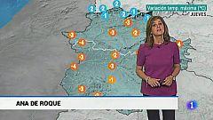 El Tiempo en Extremadura - 09/05/19