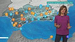 El tiempo en Andalucía - 09/05/2019