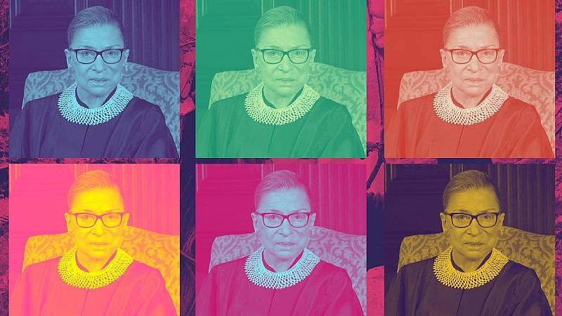La magistrada del Tribunal Supremo, Ruth Bader tiene 85 años y se ha convertido en un icono de los millennials. Su vida, en favor de los derechos de la mujer, se ha convertido en un ejemplo a seguir.